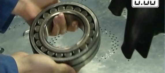 cleaning bearings with torrent 500